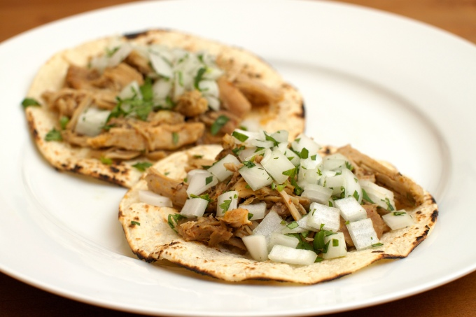 Juicy Chicken Tacos | The Missing Lokness