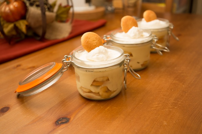 Dessert: Banana Pudding
