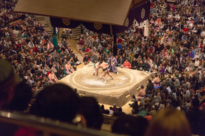 Sumo Competition