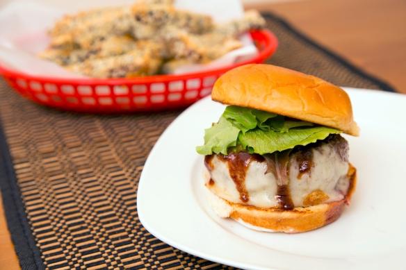 Hambāgu Burger2